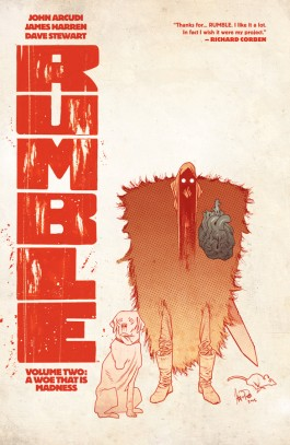 Rumble Vol. 2: A Woe That Is Madness TP