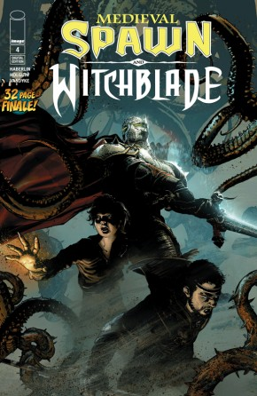 Medieval Spawn/Witchblade #4 (of 4)