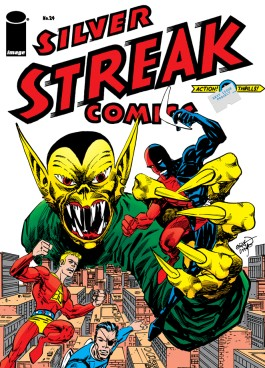 The Next Issue Project #2 : Silver Streak #24