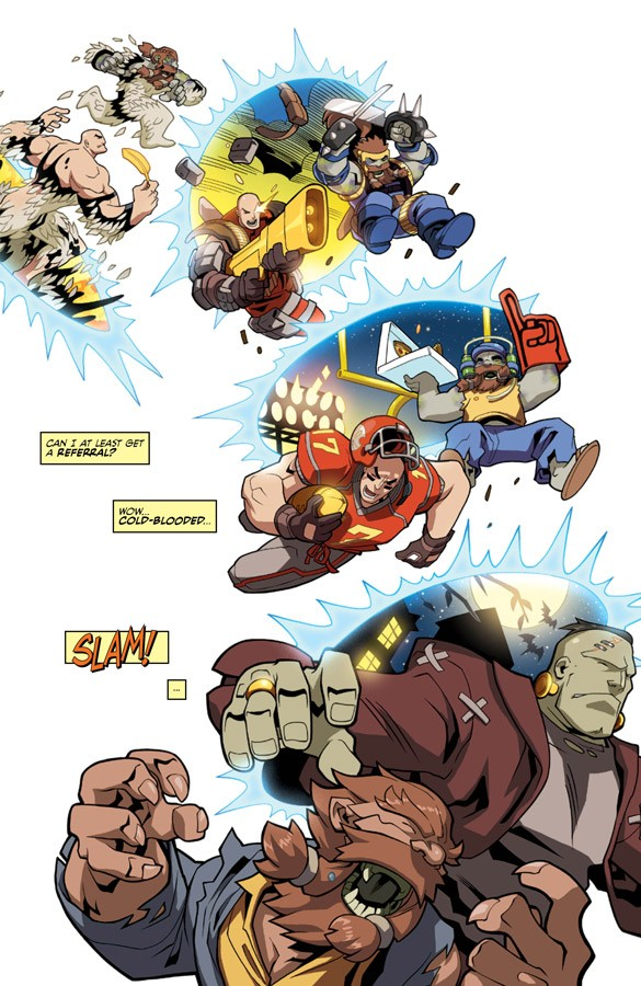 Skullkickers100 Preview Page5