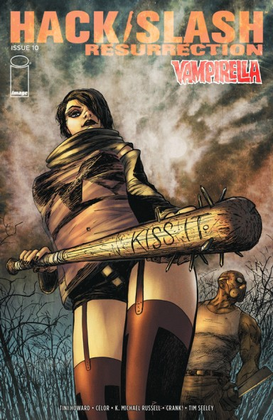 Hack/Slash Resurrection #10