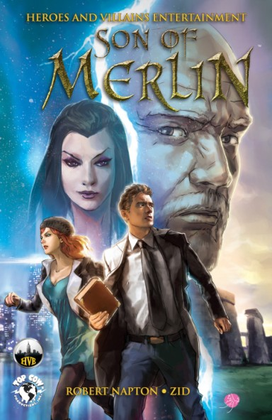Son Of Merlin, Vol. 1 TP
