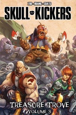 Skullkickers Treasure Trove, Vol. 3 HC
