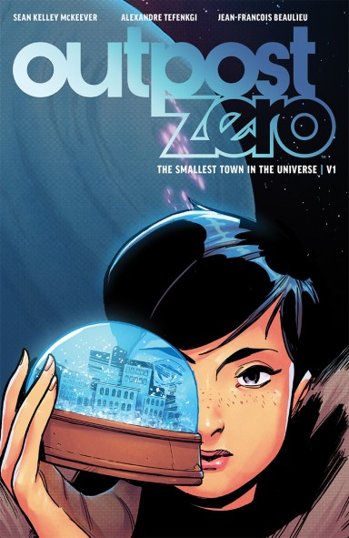 Outpost Zero, Vol. 1 TP
