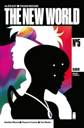 The New World #5 (of 5)