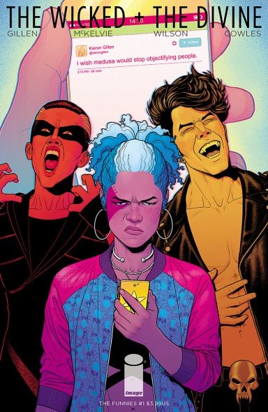 The Wicked + The Divine: The Funnies #1 (One-Shot)