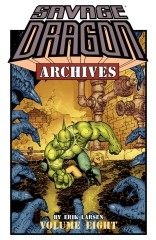 Savage Dragon Archives, Vol. 8 TP
