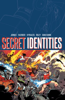 Secret Identities Vol. 1 TP