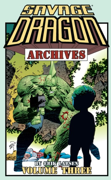 Savage Dragon Archives Vol. 3 TP