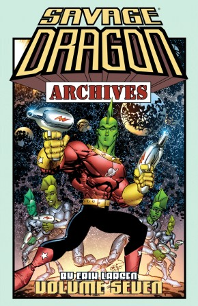 Savage Dragon Archives, Vol. 7 TP