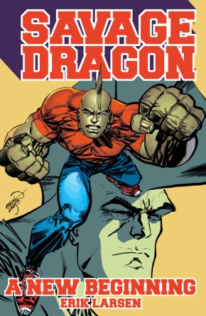 Savage Dragon: A New Beginning! TP
