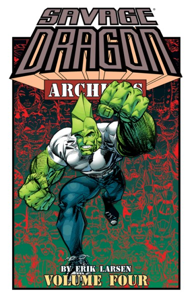 Savage Dragon Archives, Vol. 4 TP