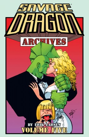 Savage Dragon Archives Vol. 5 TP