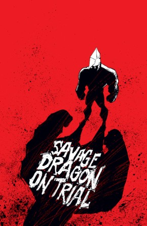 Savage Dragon: On Trial TP