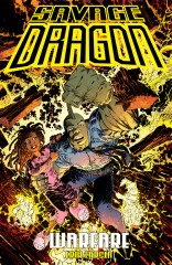 Savage Dragon: Warfare TP