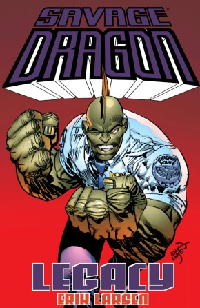 Savage Dragon: Legacy TP