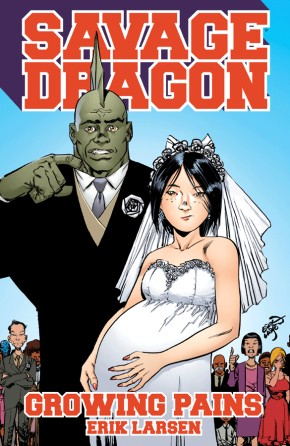 Savage Dragon: Growing Pains TP