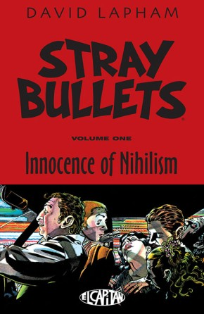 Stray Bullets, Vol. 1: Innocence Of Nihilism TP