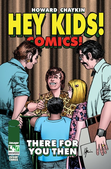 Hey Kids! Comics! #5 (of 5)