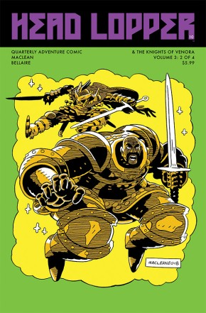 Head Lopper #10
