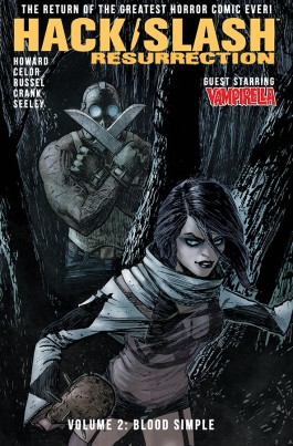 Hack/Slash: Resurrection, Vol. 2: Blood Simple TP