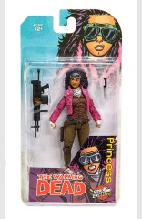 Princess Action Figure (Color)