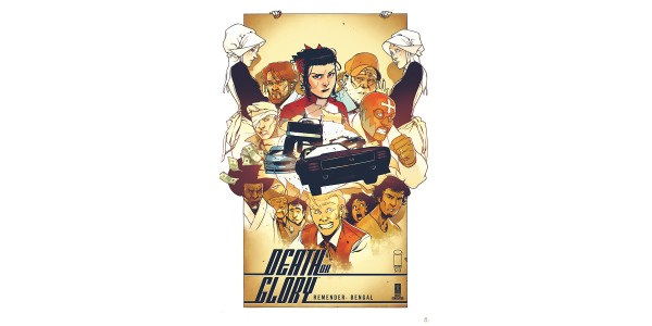 DEATH OR GLORY GOES INTO OVERDRIVE WITH NEW STORY ARC HITTING THE STREETS IN NOVEMBER FROM IMAGE COMICS