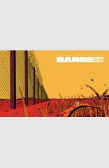Barrier Limited Edition Slipcase Set - Slipcase Shipped Empty