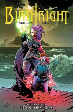 Birthright, Vol. 7: Blood Brothers TP