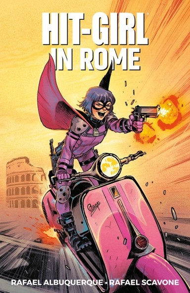 Hit-Girl, Vol. 3: Rome TP