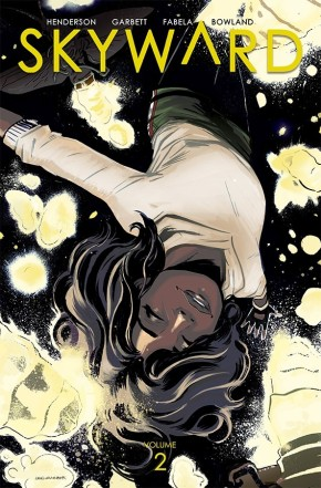 Skyward, Vol. 2: Here There Be Dragonflies TP