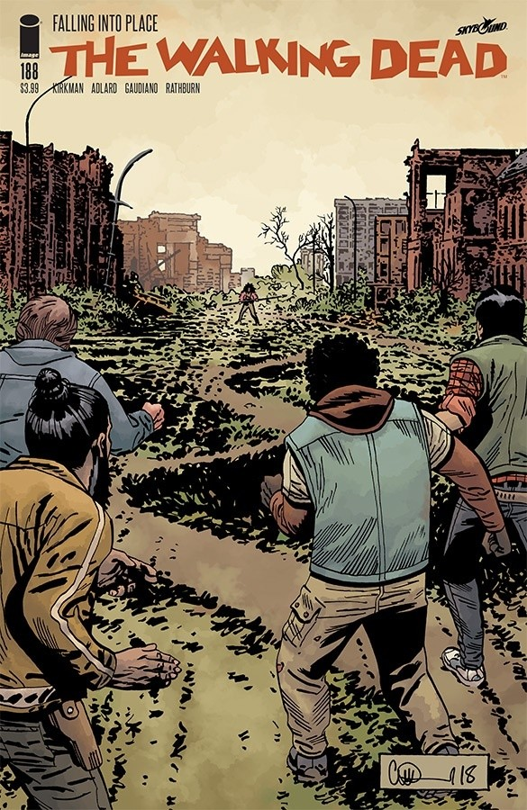 the walking dead comics free download english