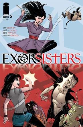 Exorsisters #5