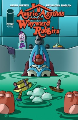 Auntie Agatha's Home For Wayward Rabbits #4 (of 6)