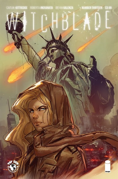Witchblade (2017) #13
