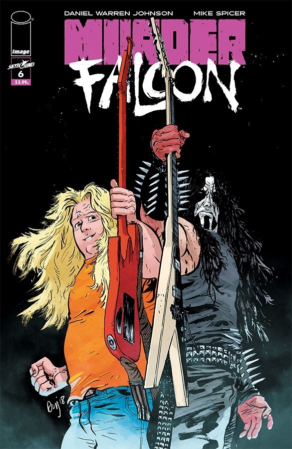 Image result for murder falcon #6