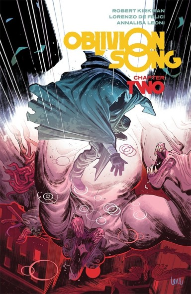Oblivion Song by Kirkman & De Felici, Vol. 2 TP