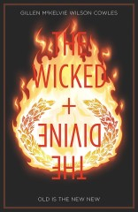 The Wicked + The Divine, Vol. 8: Old Is The New New TP