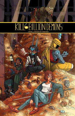 Kill Six Billion Demons, Book 3 TP