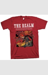 THE REALM T-Shirt - SM-XL