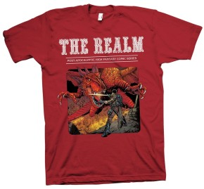 THE REALM T-Shirt - XXL