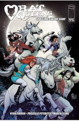 Rat Queens Special: Swamp Romp (One-Shot)