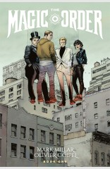 The Magic Order, Vol. 1 TP
