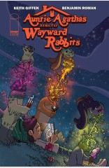 Auntie Agatha's Home For Wayward Rabbits #6 (of 6)