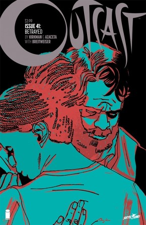 Outcast by Kirkman & Azaceta #41