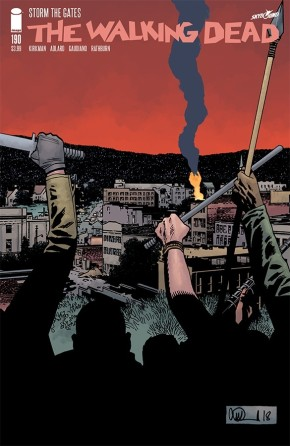 The Walking Dead #190