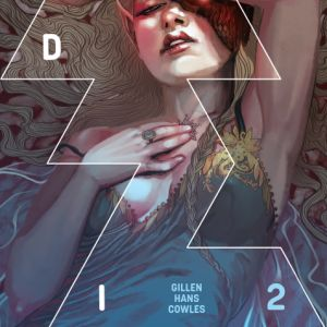 Die #2, 2nd printing cover