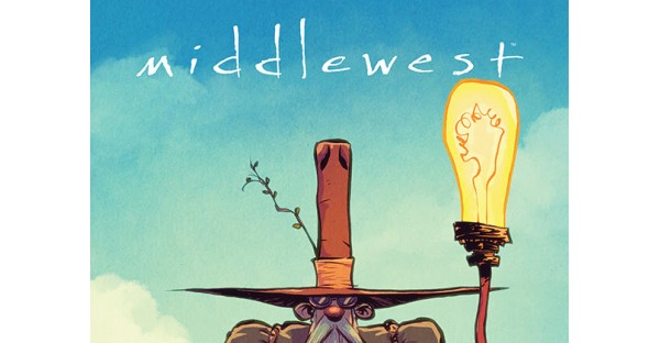Fans fall in love with MIDDLEWEST, series rushed back to print