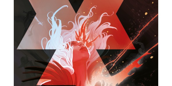 New Kieron Gillen & Stephanie Hans series DIE rushed back to print again