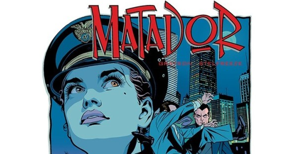 Black Panther's Brian Stelfreeze teams with Devin Grayson for a graphic novel murder mystery in MATADOR this May
